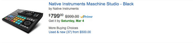Maschine Studio Price Drop - Is there a Maschine Studio Update Coming Soon?